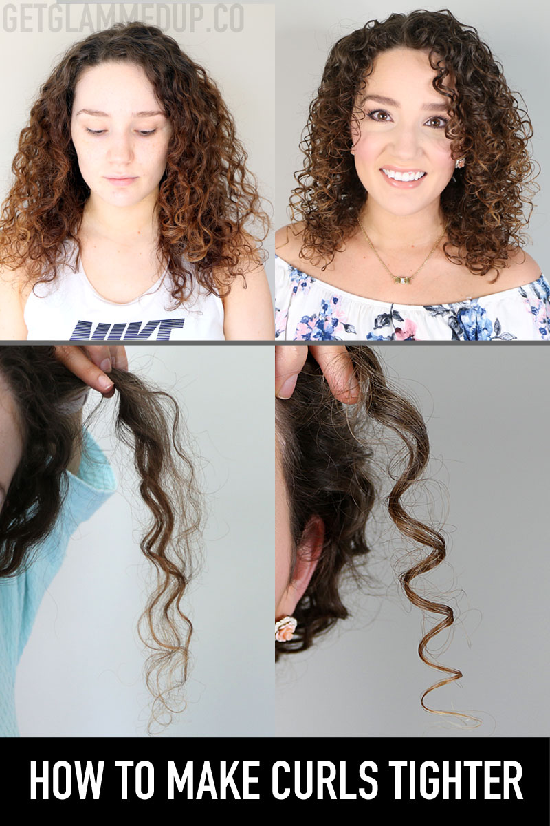 Video How To Make Hair Curlier 10 Tips For Tighter Defined Curls Gena Marie