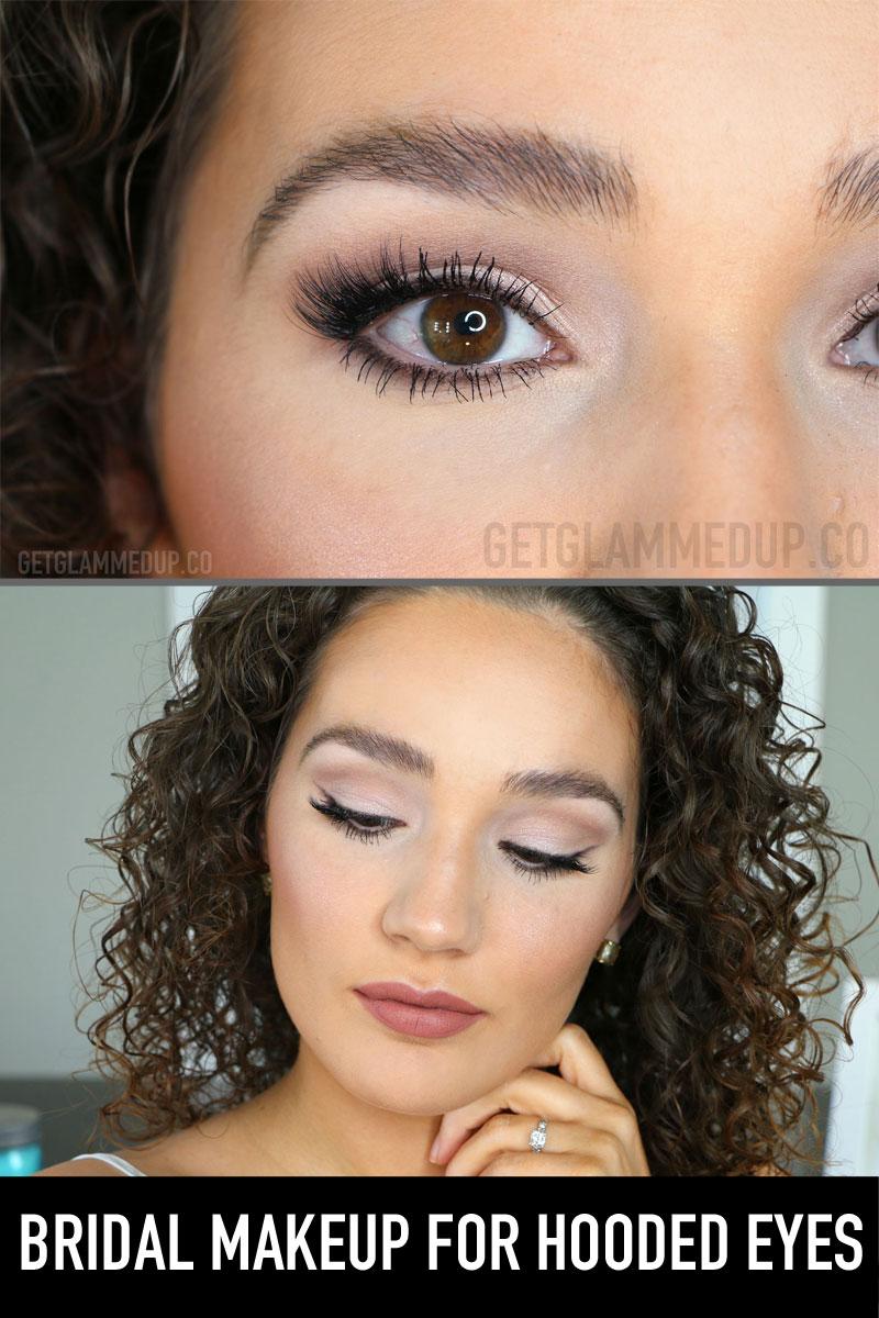Bridal Makeup For Hooded Eyes